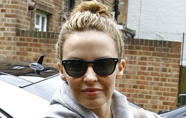 Kylie Minogue  /Splashnews