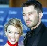 Kylie Minogue i Olivier Martinez /INTERIA.PL