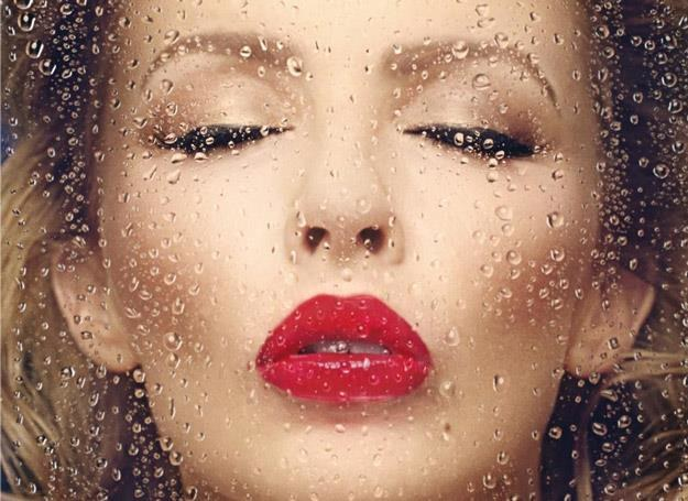 """Kylie Minogue na okładce płyty """"Kiss Me Once"""" /oficjalna strona wykonawcy"""