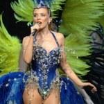 Kylie Minogue w brązie