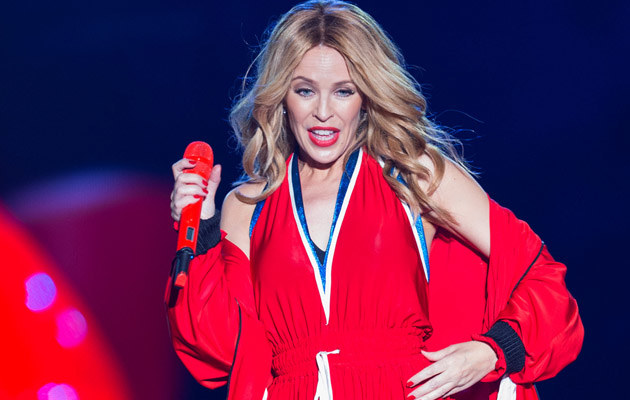 Kylie Minogue /Neville Hopwood /Getty Images