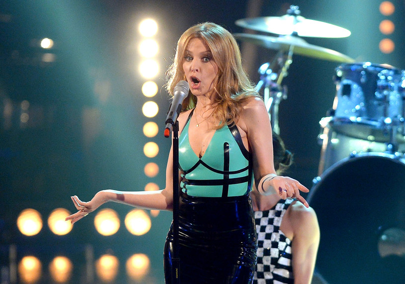 Kylie Minogue /Stefania D'Alessandro /Getty Images