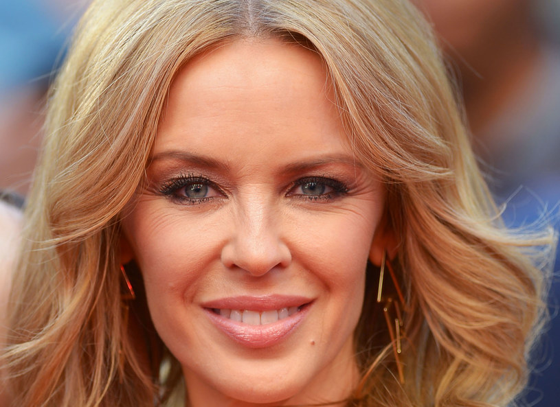 Kylie Minogue /Getty Images