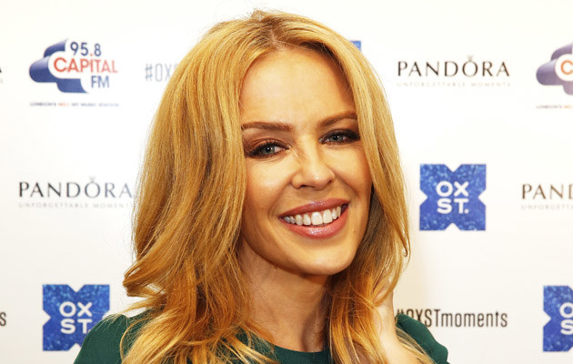 Kylie Minogue /Tristian Fewings /Getty Images