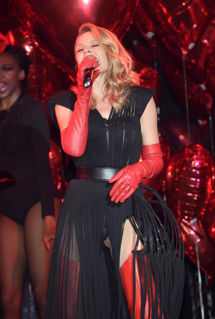 Kylie Minogue /Fernanda Calfat /Getty Images