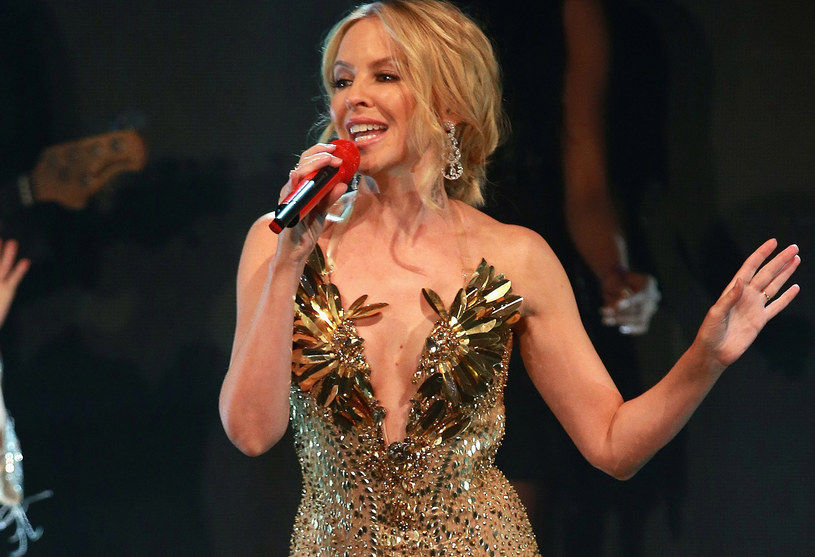 Kylie Minogue /Chris Jackson /Getty Images