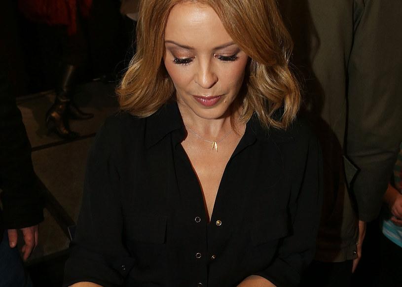 Kylie Minogue /Graham Denholm /Getty Images