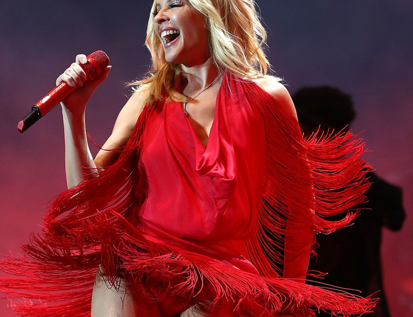Kylie Minogue /Handout /Getty Images