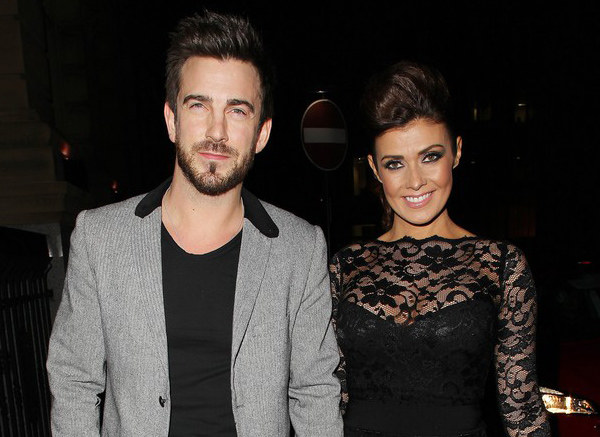 Kym Marsh i Dan Hopper /Eamonn and James Clarke /East News