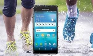 Kyocera przedstawiła wodoodporny smartfon za 80 dolarów