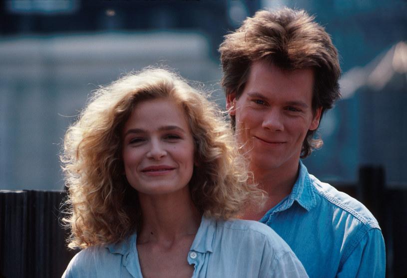 Kyra Sedgwick i Kevin Bacon w 1988 roku / Frank Micelotta/ImageDirect /Getty Images