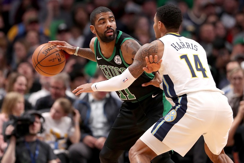 Kyrie Irving /AFP