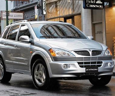 Kyron klasy SUV