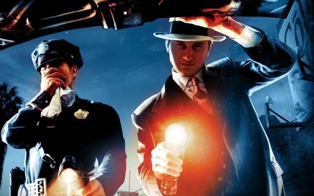 L. A. Noire - motyw graficzny /Informacja prasowa