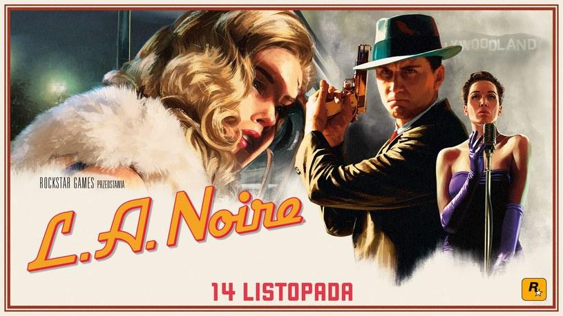 L.A. Noire /materiały prasowe