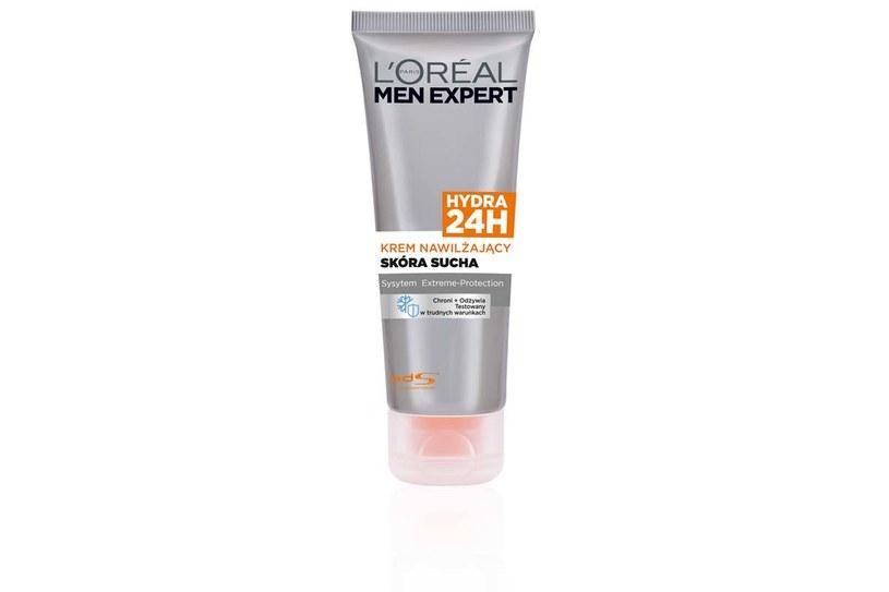 L`Oreal Men Expert Hydra 24 h /Styl.pl/materiały prasowe
