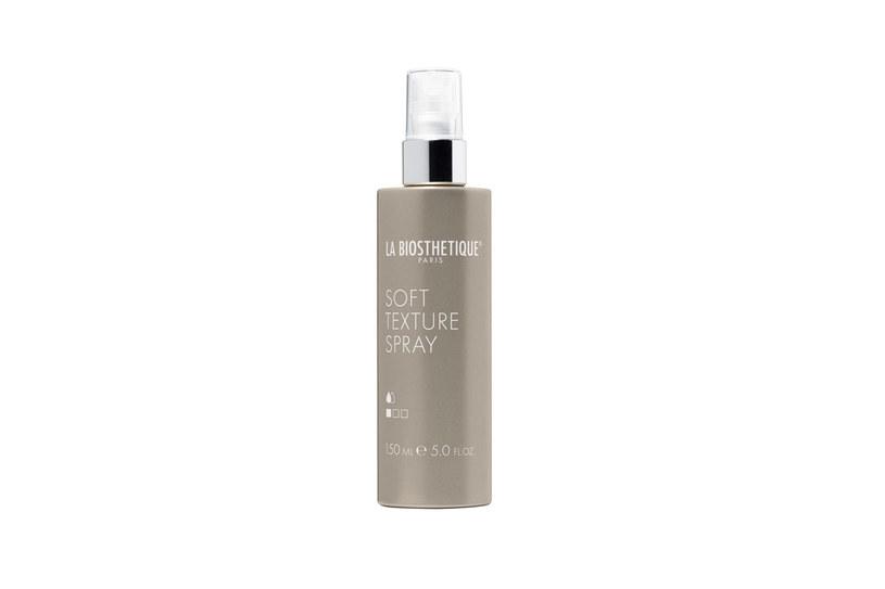 La Biosthetique: Soft Texture Spray /materiały prasowe