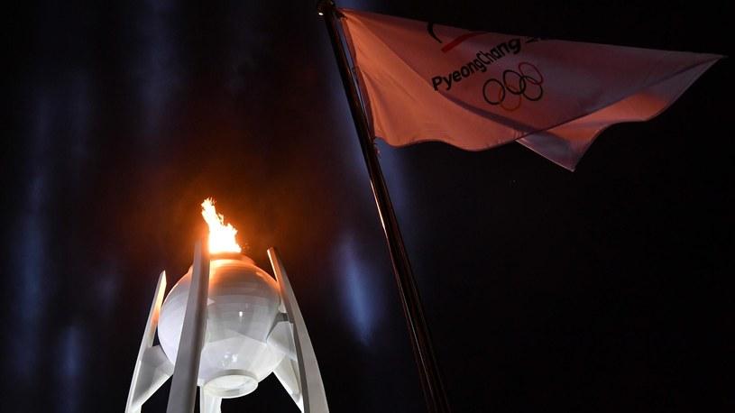 La flamme olympique de Pyeongchang /Getty Images