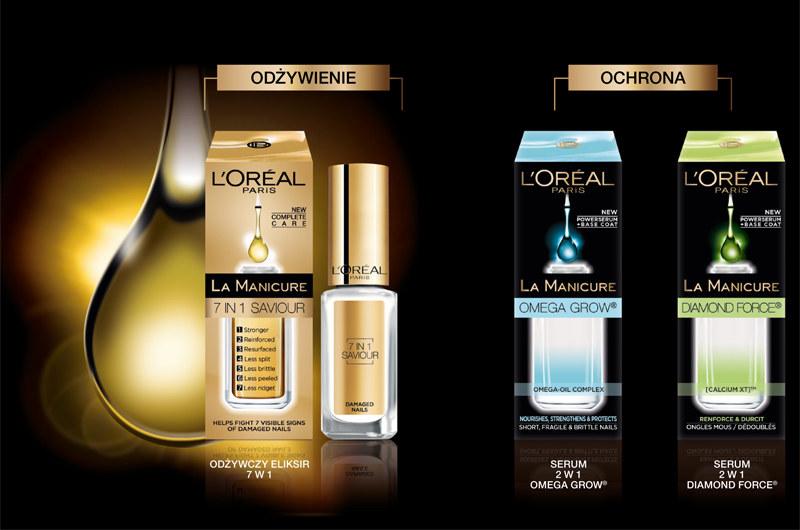 La manicure, L'Oréal Paris /materiały prasowe