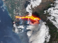 La Palma. Strach przed wulkanem i kolejne ewakuacje. Nadal trzęsie się ziemia