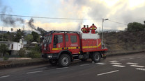 La Palma: Trwa erupcja wulkanu Cumbre Vieja. Rozpoczęła się ewakuacja ludności