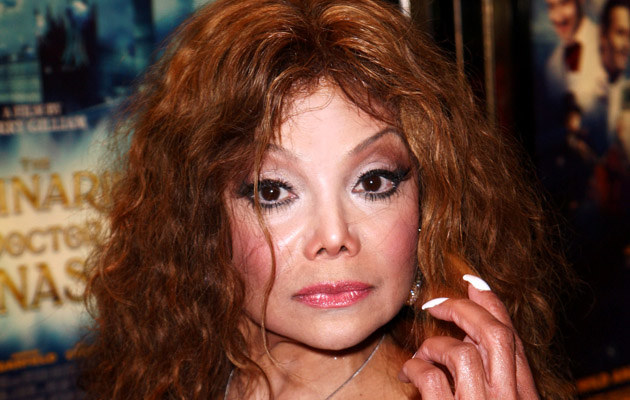 La Toya Jackson, fot.Dave Hogan   /Getty Images/Flash Press Media