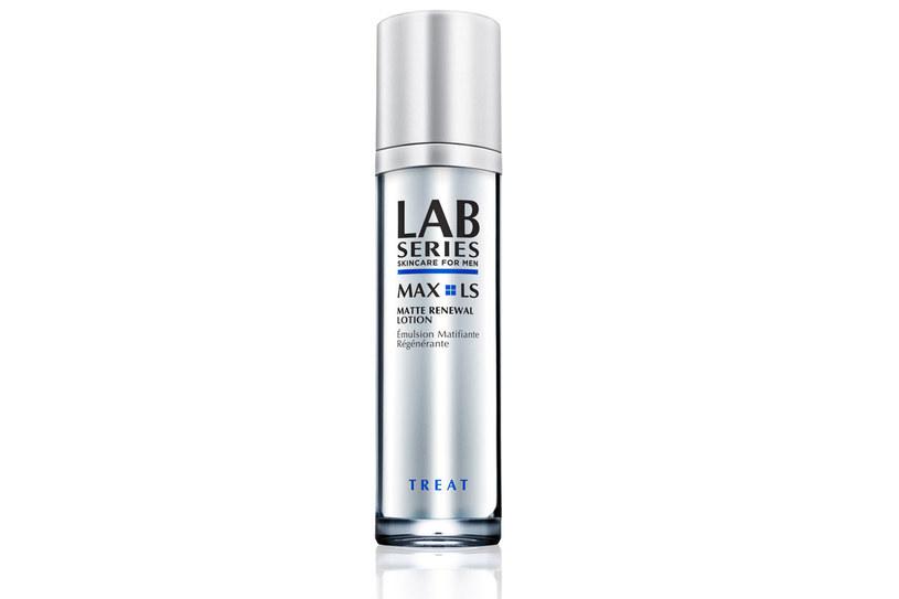 Lab Series: Max LS Matte Renewal Lotion /materiały prasowe