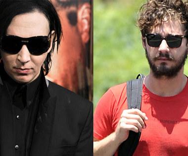 LaBeouf i Manson połączyli siły