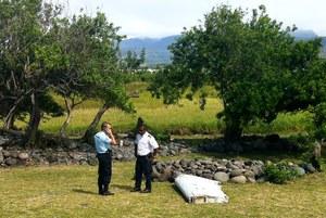 Laboratorium w Tuluzie zbada fragment samolotu z Reunion