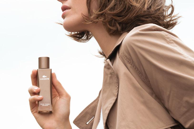 Lacoste Pour Femme Eau De Parfum Intense /materiały prasowe