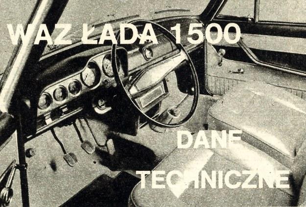 Łada 1500 /Motor