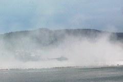 Lądowanie antyterrorystów w Sanoku [Zdjęcia z Gorącej Linii RMF FM]