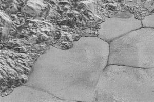 """""""Lądowanie"""" na Plutonie"""