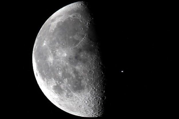 Lądowanie Rosjan na Księżycu miałoby być poprzedzone serią lotów eksperymentalnych /AFP