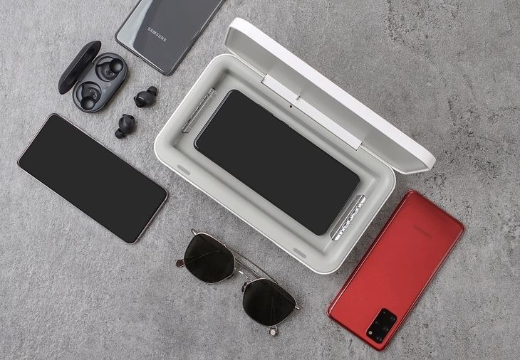 Ładowarka UV-C Samsung /materiały prasowe