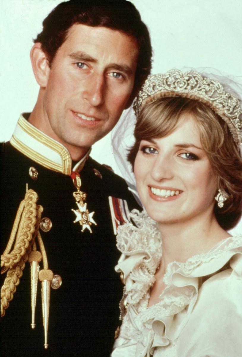 Lady Diana i książę Karol nie stanowili zgranej pary /Courtesy Everett Collection /East News