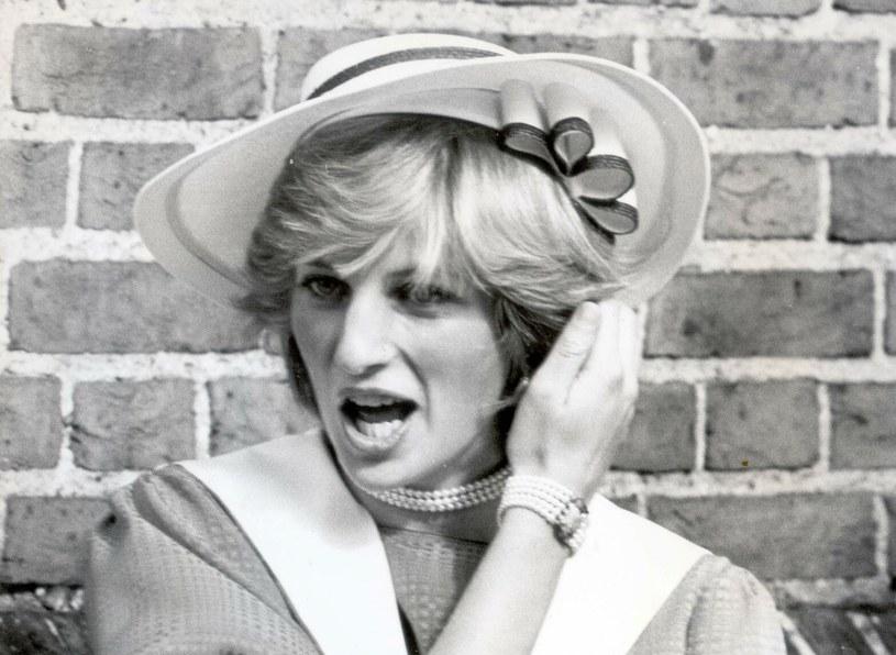 """Lady Diana przez fanów nazywana była """"królową serc"""" /Rex Features/EAST NEWS"""