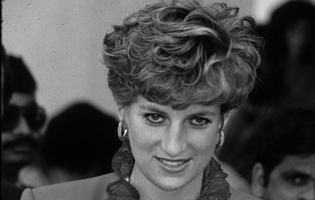 Lady Diana zmarła 18 lat temu! /Anwar Hussein /East News