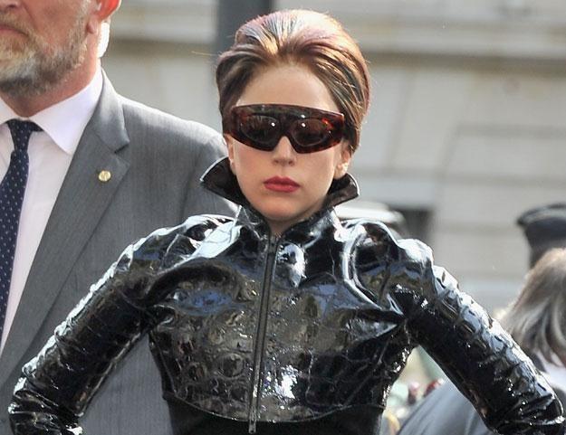 Lady Gaga: Atłasy, zdrowa żywność i różowe włosy łonowe /Getty Images/Flash Press Media