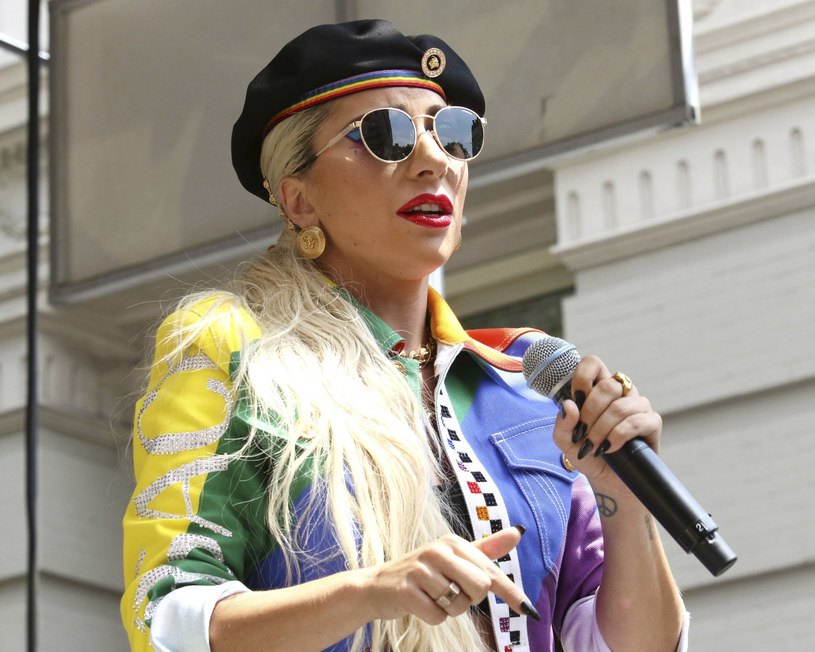 Lady Gaga ciężko pracuje nad nową płytą /Invision /East News