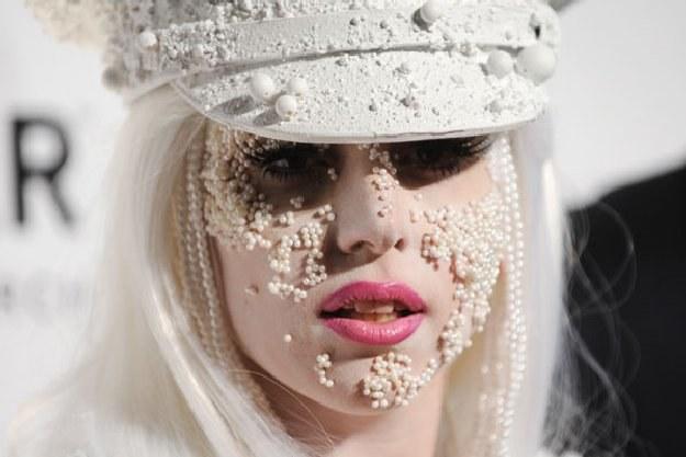Lady Gaga czyli Stefani Joanne Angelina Germanotta /Forbes
