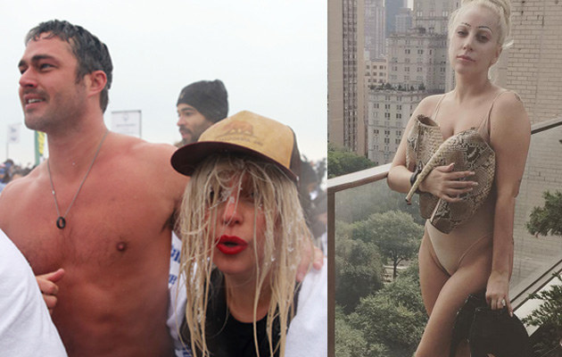Lady Gaga dostała od narzeczonego kosztowny prezent /Tasos Katopodis, Instagram @ladygaga /Getty Images