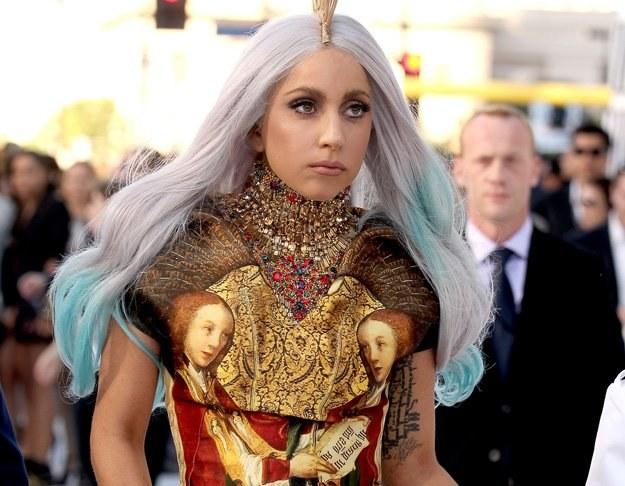 Lady GaGa - fot. Christopher Polk /Getty Images/Flash Press Media