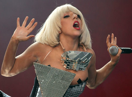Lady GaGa fot. Matt Cardy /Getty Images/Flash Press Media