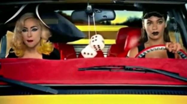 """Lady GaGa i Beyonce w klipie """"Telephone"""" /"""