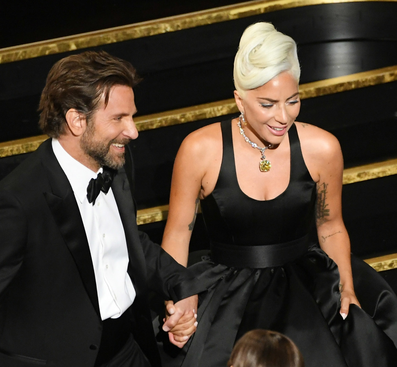 Lady Gaga i Bradley Cooper /Kevin Winter /Getty Images