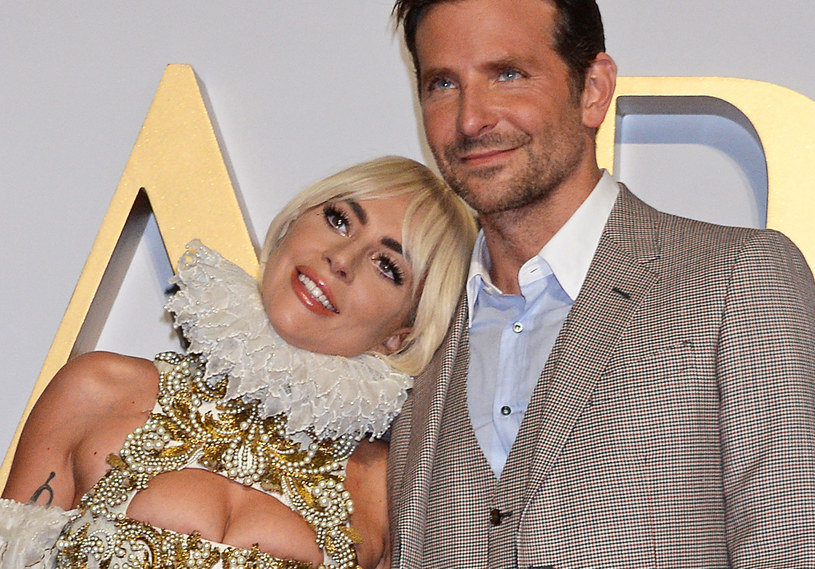 Lady Gaga i Bradley Cooper /David M. Benett /Getty Images