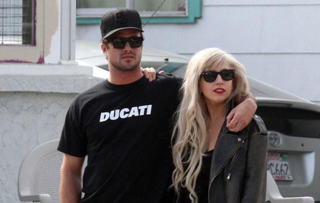 Lady Gaga i Taylor Kinney /Coleman-Rayner /East News