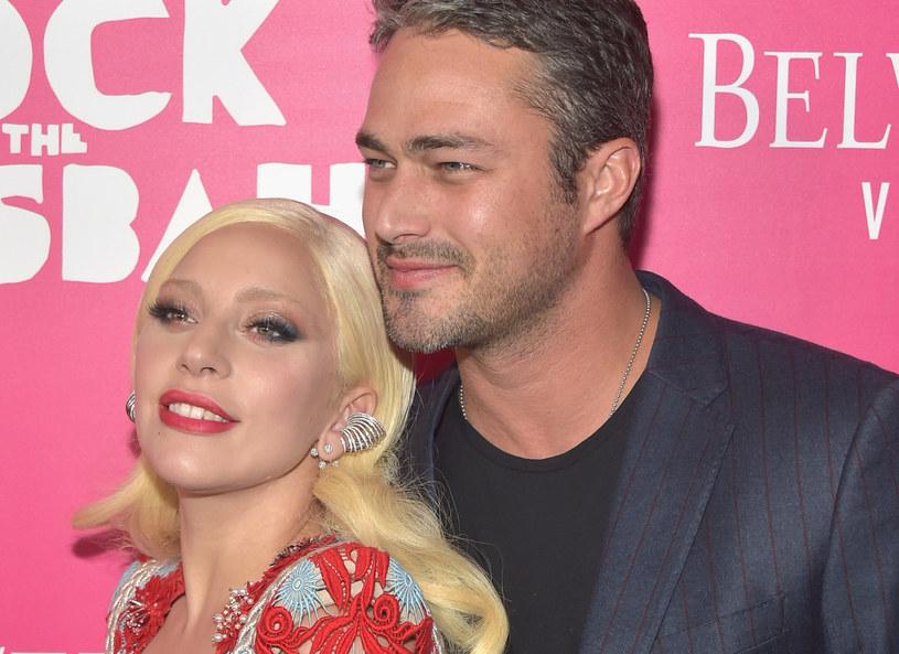 Lady Gaga i Taylor Kinney /Getty Images