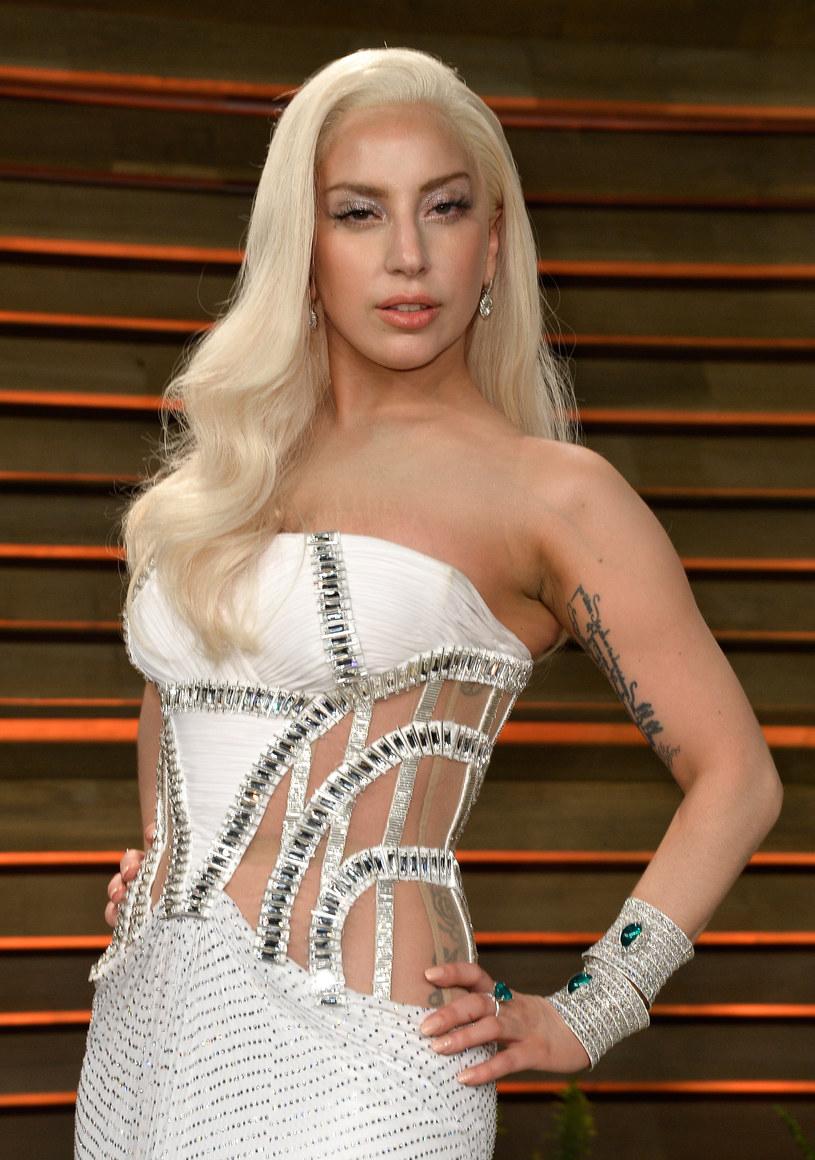 Lady Gaga kilka miesięcy temu /Pascal Le Segretain /Getty Images